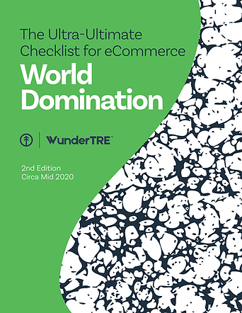 The Ultra-Ultimate Checklist for eCommerce World Domination LR